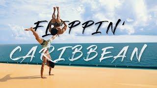 Flippin' in the Caribbean