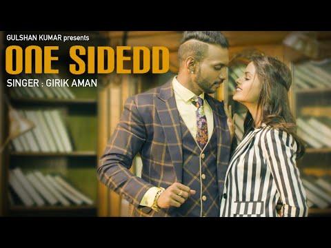 One Sided Lyrics - Girik Aman   Punjabi Song