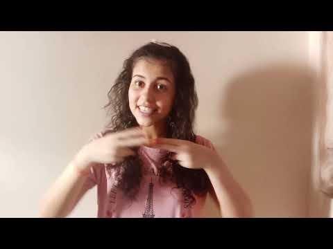 اغنية ارسم قلب 💗وضحكة على الشبابيك 😂🤗بلغة الإشارة 👐🙌