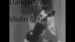 Dangerous (Acoustic Instrumental Violin & Piano Cover) - David Guetta -MC The Violinist