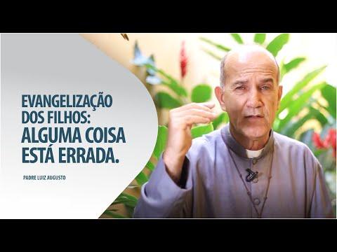 Padre Luiz Augusto: Evangelização dos filhos, alguma coisa está errada
