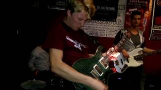 Solo Message in a bottle Sting  by Alexis Caddy snake Open Zik Live Casa Latina Bordeaux 13 octobre
