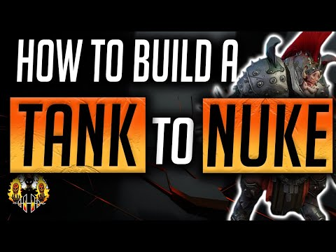 RAID: Shadow Legends | How to build a TANK to NUKE!