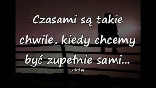 Smutna piosenka o miłości!