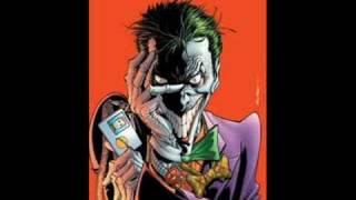 THE JOKER, the jester