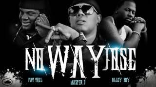 No Way Jose (Dirty Version)  Master P ft. Alley Boy & Fat Trel (LOUIE V MOB)