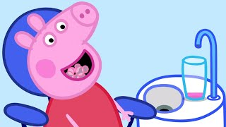 Peppa Pig English Episodes | Peppa Pig about Town | Peppa Pig Official