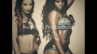 WWE Sasha Banks & Naomi Theme Mashup