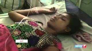 Odisha girl pushed out of train by TTR   India   News7 Tamil   width=