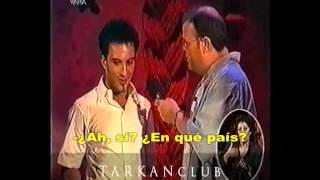 Tarkan - Entrevista VARA Holanda 1999 | SUBTITULOS ESPAÑOL