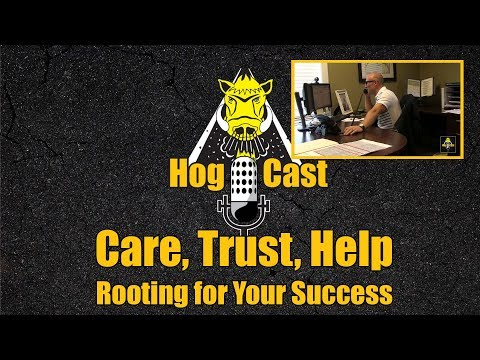 Hog Cast - Care, Trust, Help