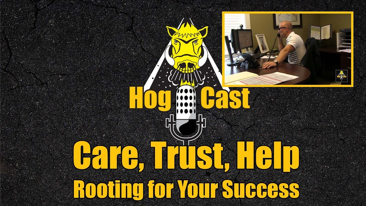 Hog Cast - Care, Trust, Help