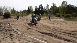 Mielno 2016 Polski Dakar enduro slowmo.