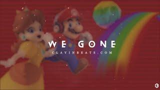 Super Mario Bros Type Beat | We Gone (Prod. Clavin Beats 2018)