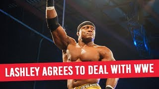 Bobby Lashley Agrees To New Deal With WWE