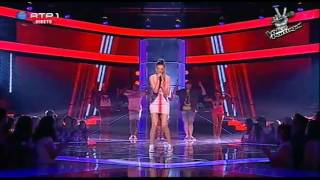 "Bianca Barros - ""Addicted to You"" - Avicii - Gala 1 - The Voice Portugal - S2"