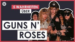5 Wahrheiten über Guns N' Roses   uDiscover Music