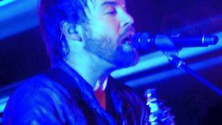 David Cook Fade Into Me Seattle 10 18 11