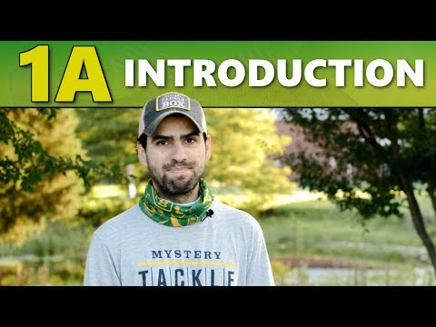 INTERMEDIATE GUIDE to BASS FISHING: 1A – Introduction