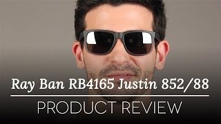 Ray Ban Justin RB 4165 852/88 LOWLv2