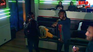 "Jahyanai & Bamby ""Who Mad Again"" Live - Le Rico Show sur NRJ"