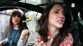 Singing in the car | Lucia Ocone