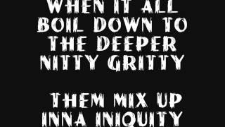 chronixx warrior Lyrics (follow @DancehallLyrics )