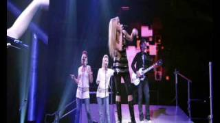 Hannah Montana\Meet Miley Cyrus - Just Like You live Best of Both Worlds Concert HQ HD