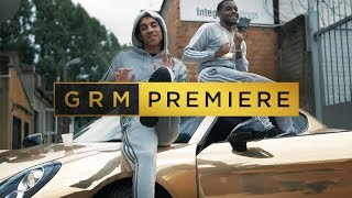 D - Block Europe (Young Adz x Dirtbike LB) - Large Amounts [Music Video] | GRM Daily
