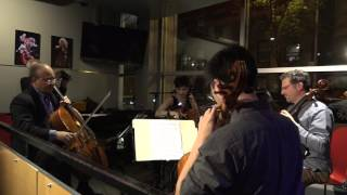 Game of Thrones theme song cover cello quartet live performance
