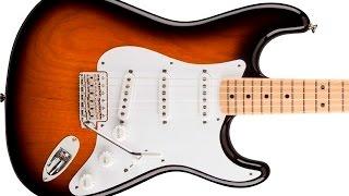 How a Fender Stratocaster Guitar is made - BRANDMADE.TV