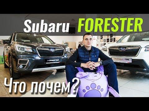 Subaru Forester VX