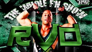"WWE Rob Van Dam Theme Song ""One of a kind"""