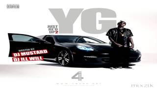YG - You Broke ft. Nipsey Hussle (Just Re'd Up 2)