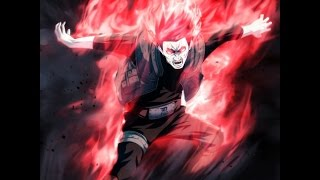 Might Guy VS Six Paths Uchiha Madara AMV - Beast
