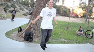 Sewa Kroetkov Goofing around at the Park