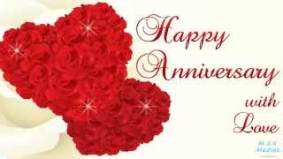 Happy Anniversary My Love | E Greeting Card