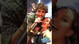 Bruninho e Davi - Show Perth - Austrália - Periscope - 18.11.16