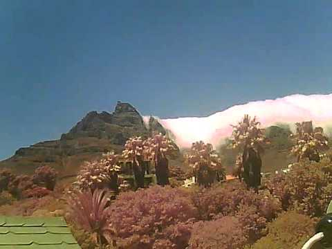 Timelapse Video – Table Mountain – 01/02/2011