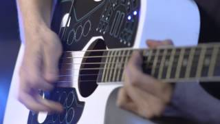 World's First Wireless MIDI Controller for Acoustic Guitar - ACPAD