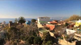 Valparaiso - View from La Sebastiana