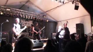 Holocausto Canibal - Violada pela Moto Serra - Live in SMSF IV - Beja - Portugal 2013