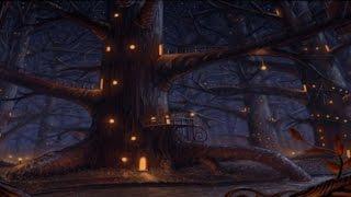 Celtic Music - Night Elf Village