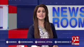 News Room 17-05-2017 - 92NewsHDPlus