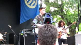 King Krule - Ceiling - 2012 Pitchfork Music Festival