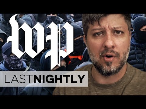The Washington Post and anti-anti-Fascism (LAST NIGHTLY №72)