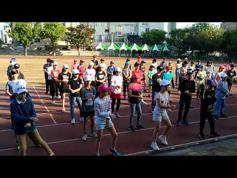 運動會預演六年級進場表演 - YouTube