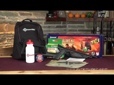 Video: Crosman Bug Out Kit Video - Airgun Reporter Episode #86 | Pyramyd Air