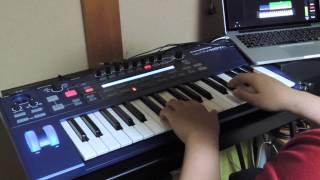 Franz Lambert - FIFA Anthem(Keyboard Cover)
