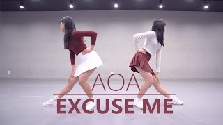AOA에이오에이 - Excuse Me Dance Cover.